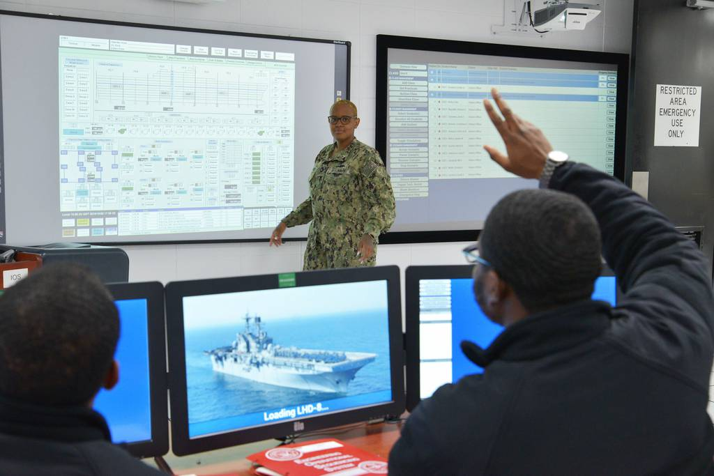 Surface Warfare Officer School Unit Great Lakes
