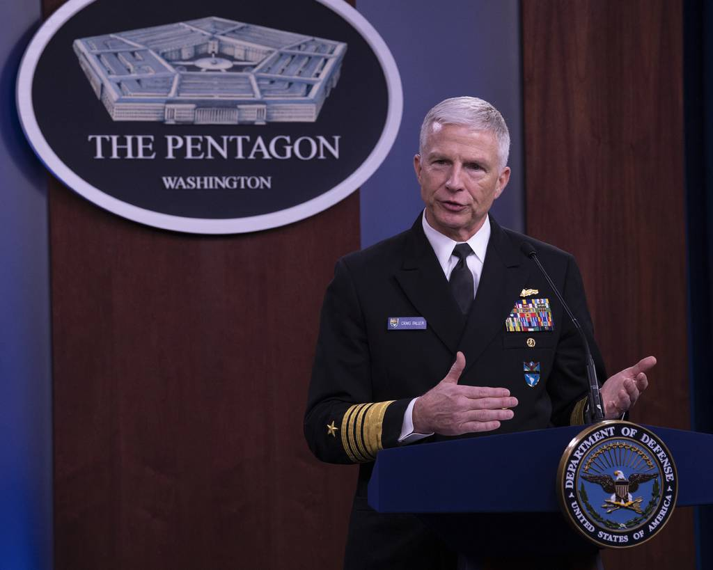 Adm. Craig S. Faller, Commander, U.S. Southern Command