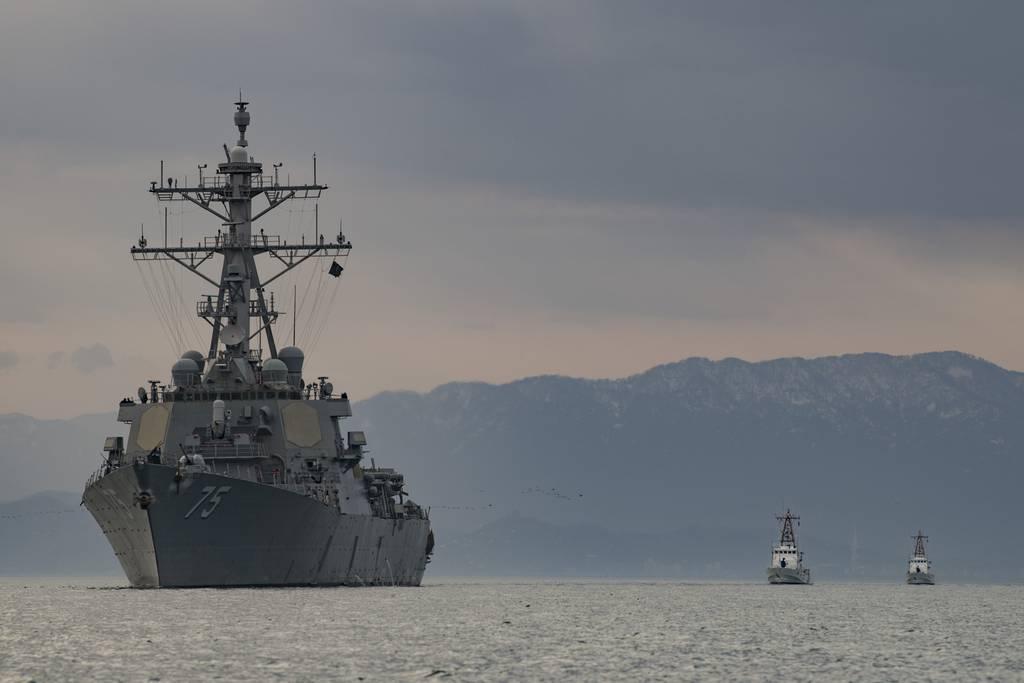 El nuevo grupo de trabajo de la Marina de los EE. UU. Recurre a los destructores para centrarse en contrarrestar la amenaza submarina rusa
